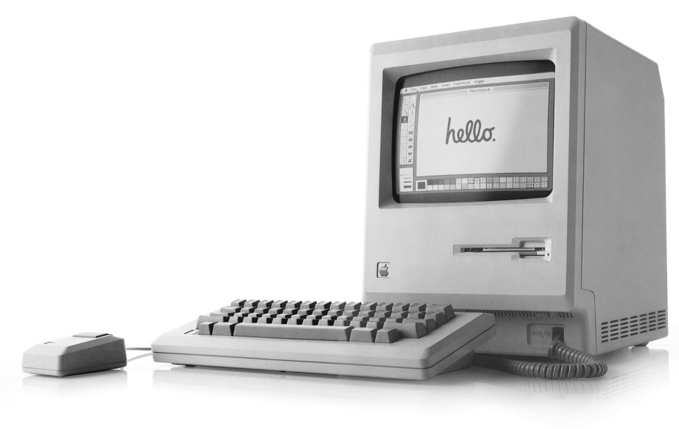 31 год Apple Macintosh